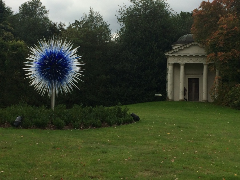 Lesley's Kew Gardens Chihuly 1 A