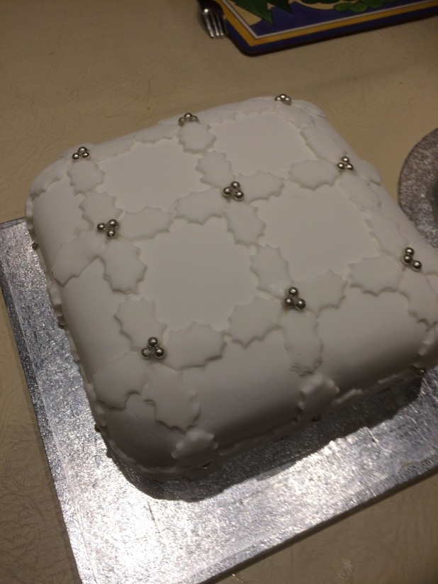 Glynis's cake 1a