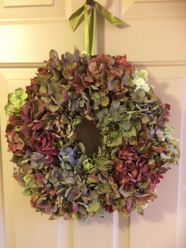 Glynis's Hydrangea wreath 1.jpg