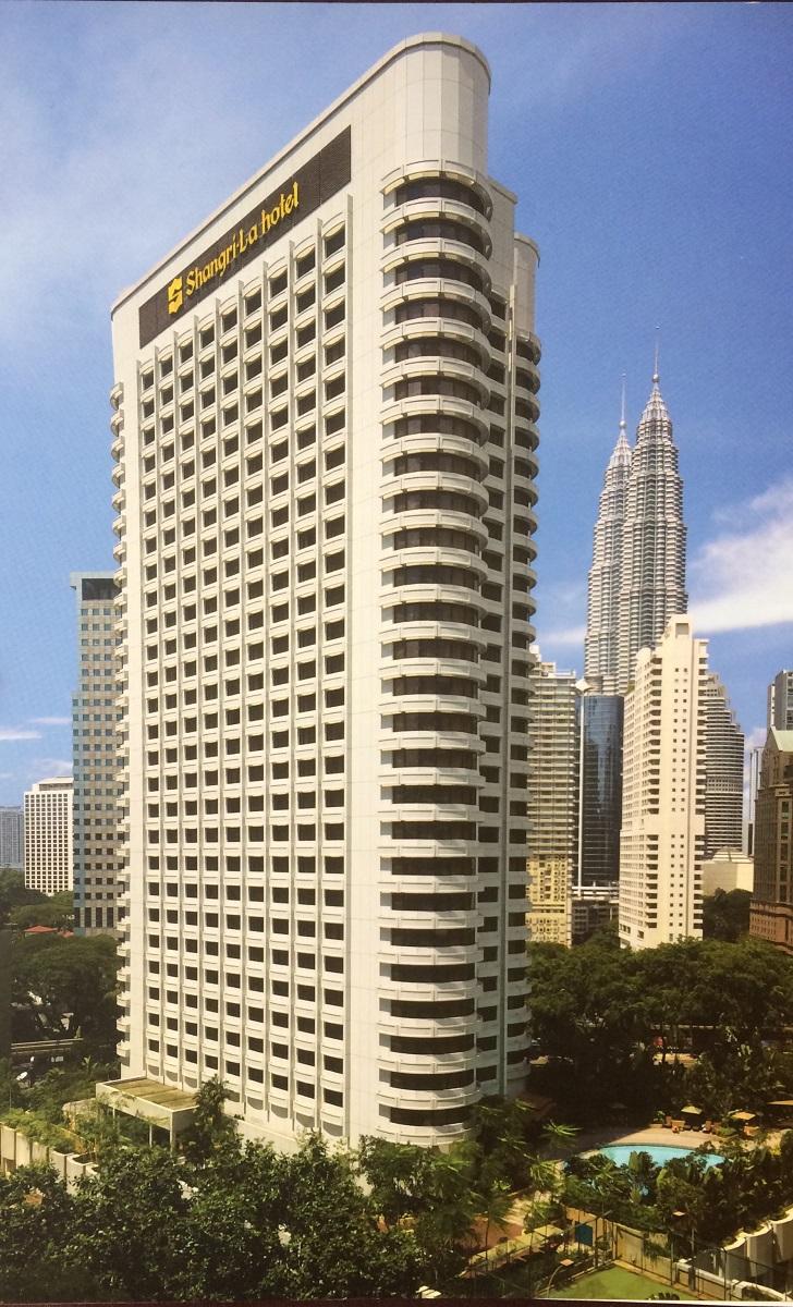 Glynis's Kuala Lumpur hotel A