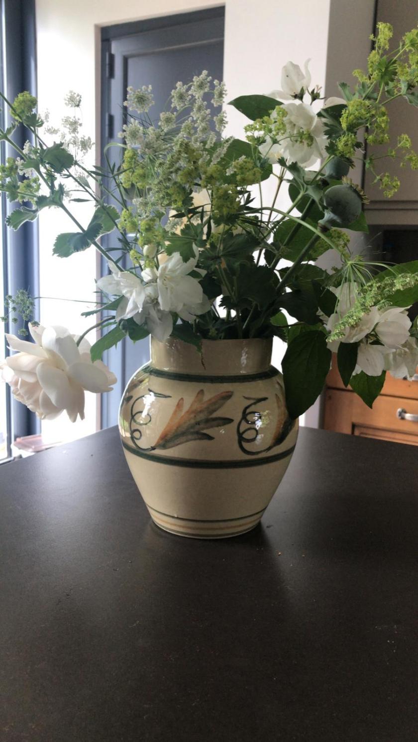 Pauline's vase