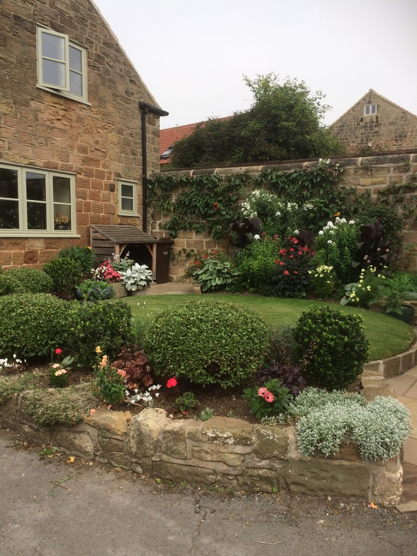 Glynis's garden August A